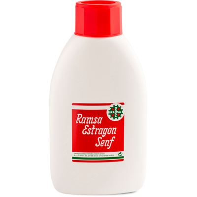 RAMSA ESTRAGON SENF 1200g-Flasche