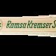 RAMSA KREMSER SENF 100 g-Tube