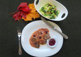 Rezeptvorschlag Cranberry Senf