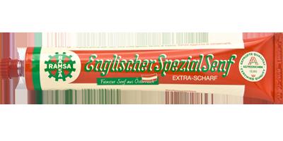 Ramsa Englischer Spezial Senf 100g-Tube